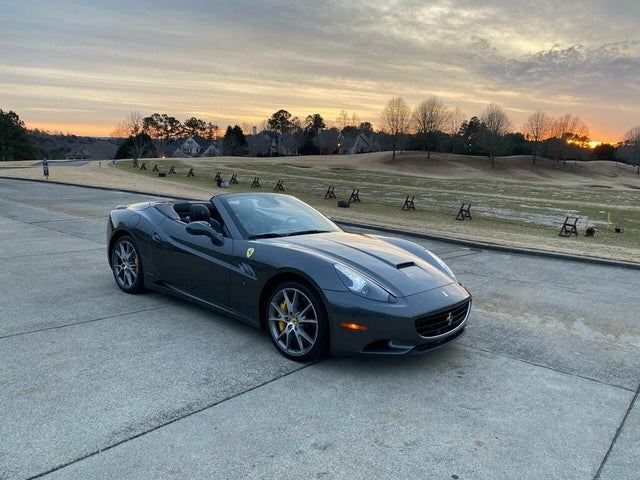 Used Ferrari California With Manual Transmission For Sale Cargurus
