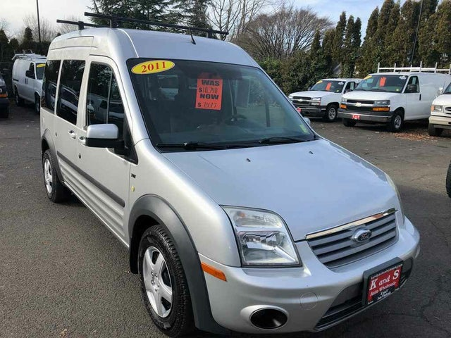 2011 Ford Transit Connect Wagon XLT Premium FWD