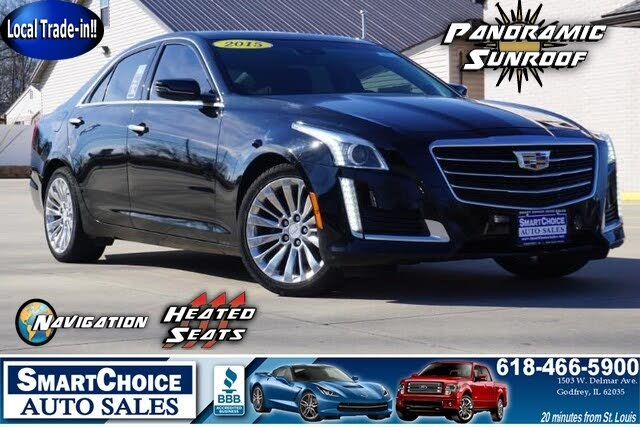 2015 Cadillac CTS 3.6L Luxury AWD