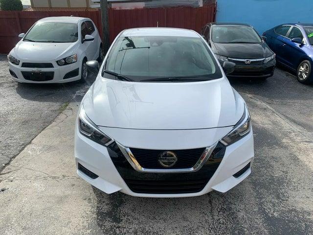 2020 Nissan Versa S FWD