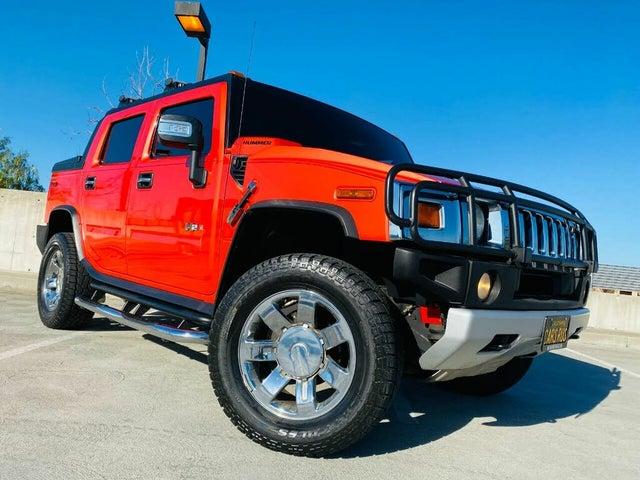 2008 Hummer H2 SUT Luxury