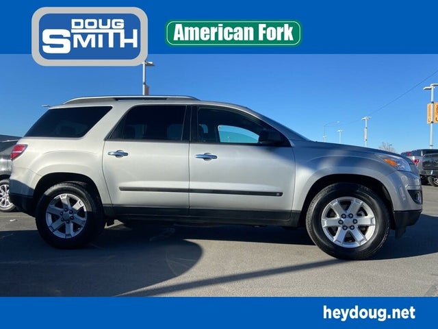 2008 Saturn Outlook XE AWD