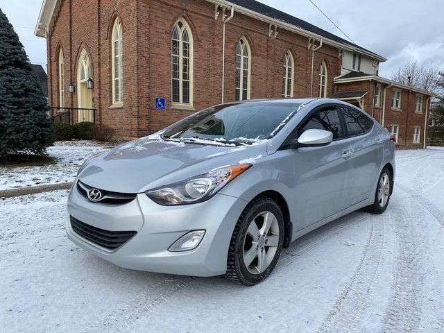 2012 Hyundai Elantra GLS Sedan FWD