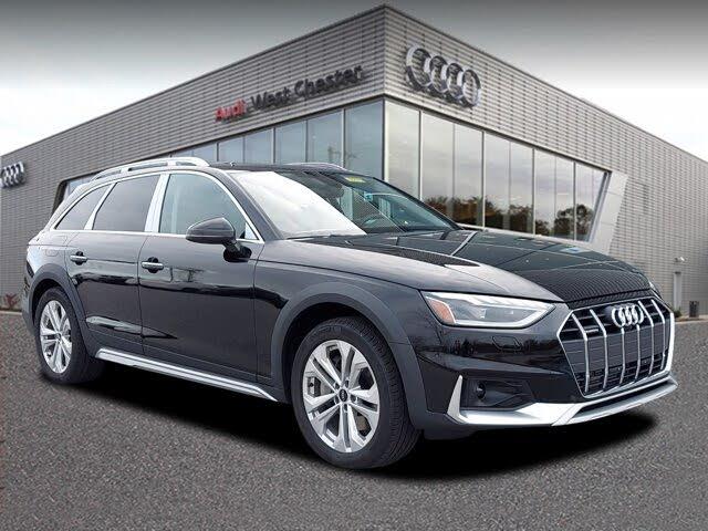 2021 Audi A4 Allroad 2.0T quattro Premium Plus AWD