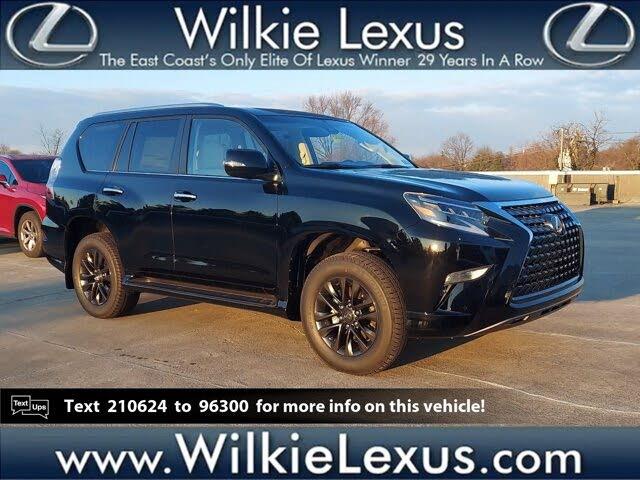 2021 Lexus GX 460 AWD