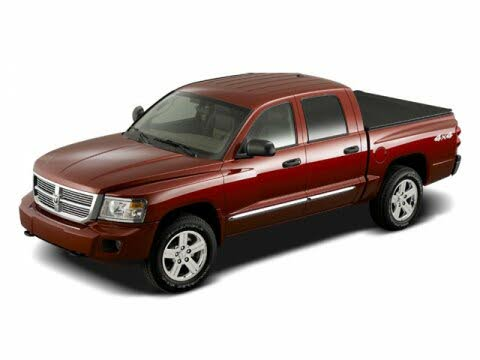 2008 Dodge Dakota TRX Crew Cab 4WD