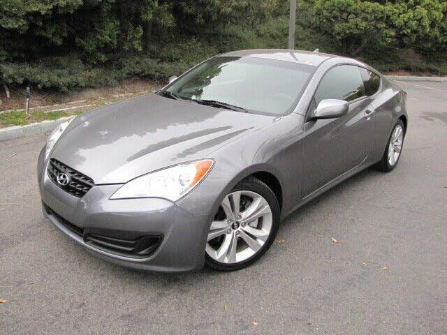 2010 Hyundai Genesis Coupe 2.0T RWD
