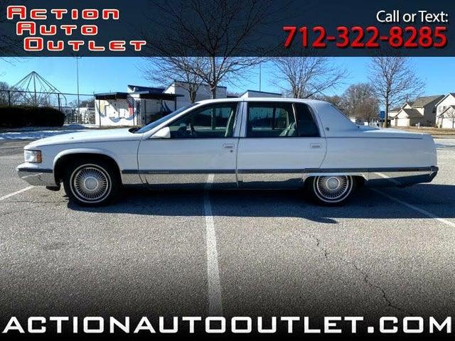 1996 Cadillac Fleetwood Sedan RWD