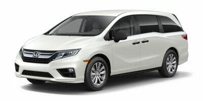 2018 Honda Odyssey LX FWD