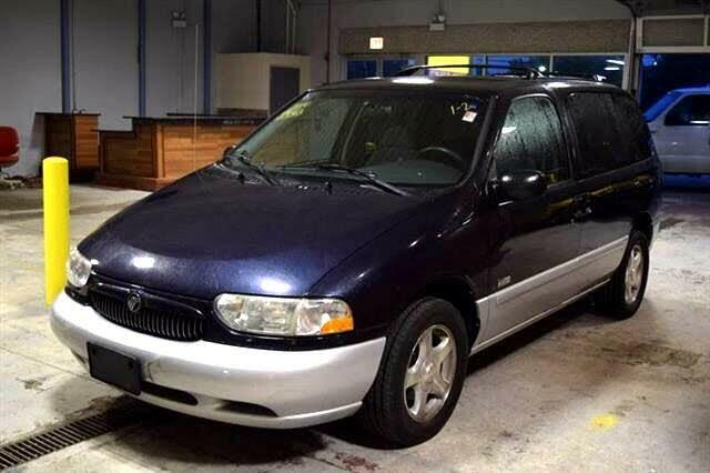 2000 Mercury Villager 4 Dr Sport Passenger Van