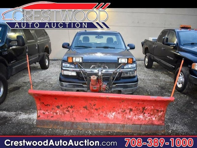 2003 Chevrolet Silverado 1500 LS 4WD