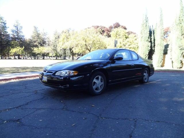 2001 Chevrolet Monte Carlo SS FWD