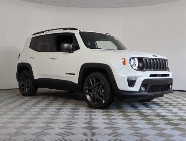 2021 Jeep Renegade Latitude FWD