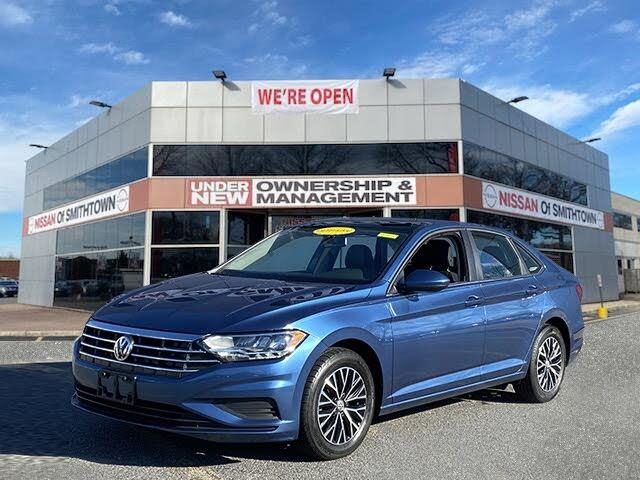 2019 Volkswagen Jetta 1.4T SE FWD