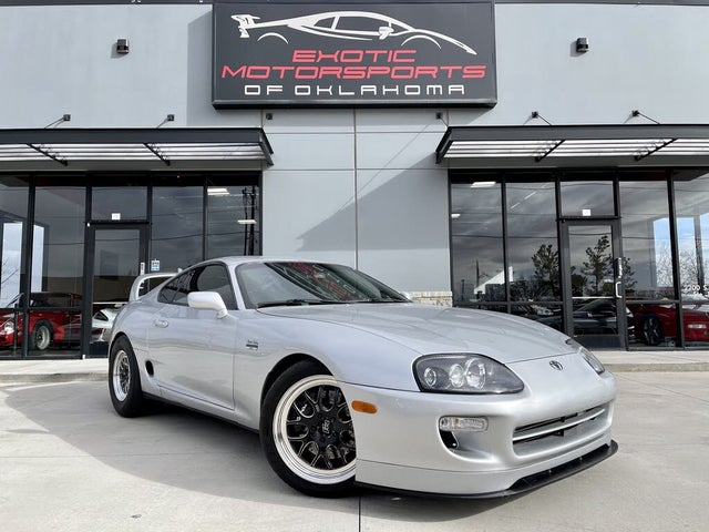 1997 Toyota Supra 2 Dr Turbo Hatchback