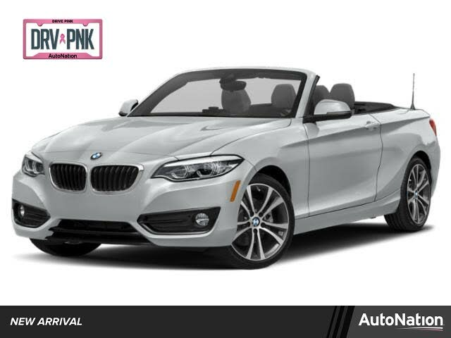 2018 BMW 2 Series 230i Convertible RWD