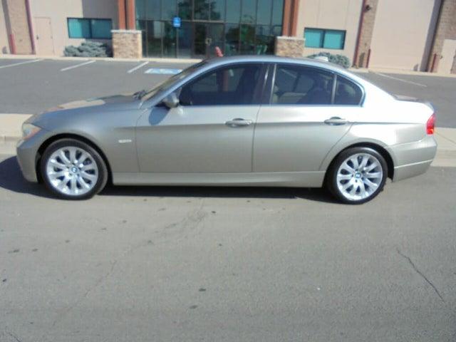 2007 BMW 3 Series 335xi Sedan AWD