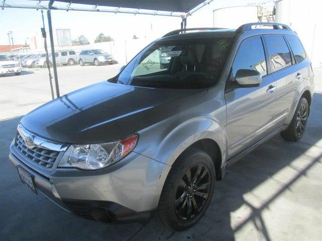 2011 Subaru Forester 2.5 X Premium