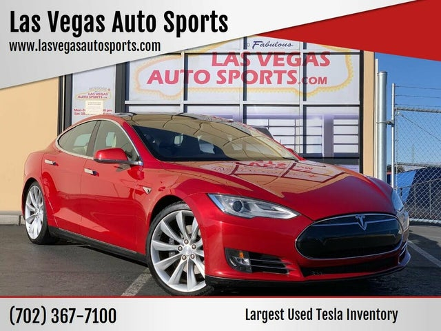 2013 Tesla Model S Performance RWD