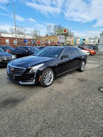 2016 Cadillac CT6 3.6L Luxury AWD