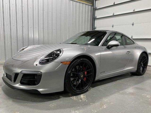 2018 Porsche 911 Carrera GTS Coupe RWD