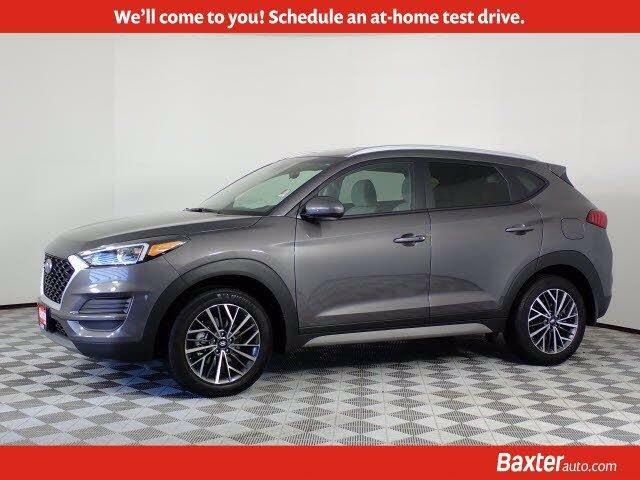 2020 Hyundai Tucson SEL AWD