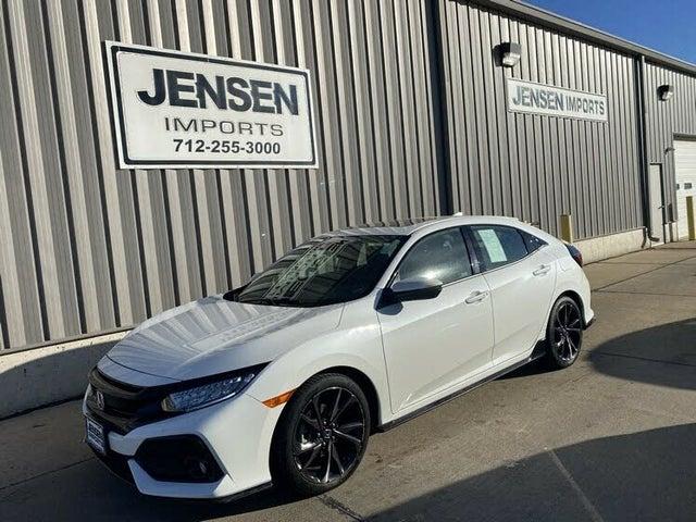 2018 Honda Civic Hatchback Sport Touring FWD