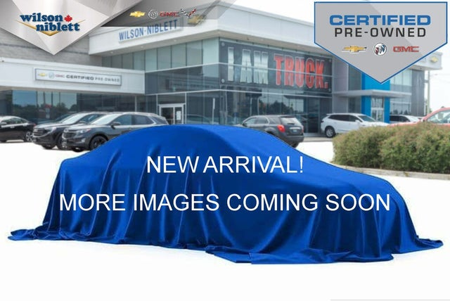 2019 Chevrolet Malibu Premier FWD
