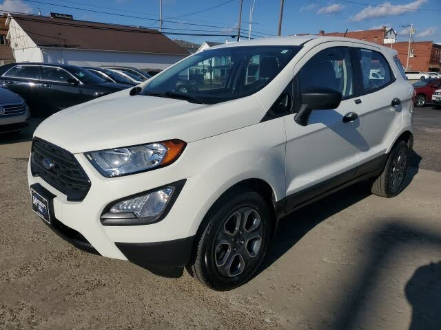 2019 Ford EcoSport S AWD