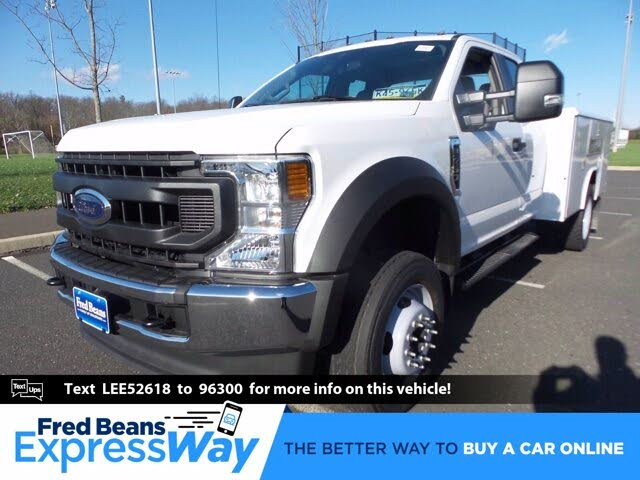 2020 Ford F-450 Super Duty Chassis
