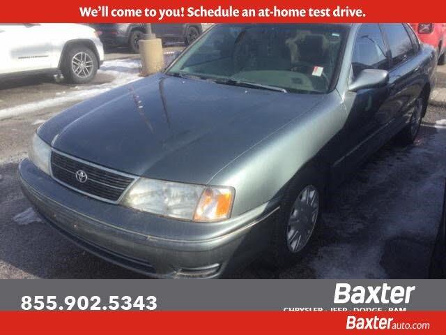 1999 Toyota Avalon 4 Dr XL Sedan