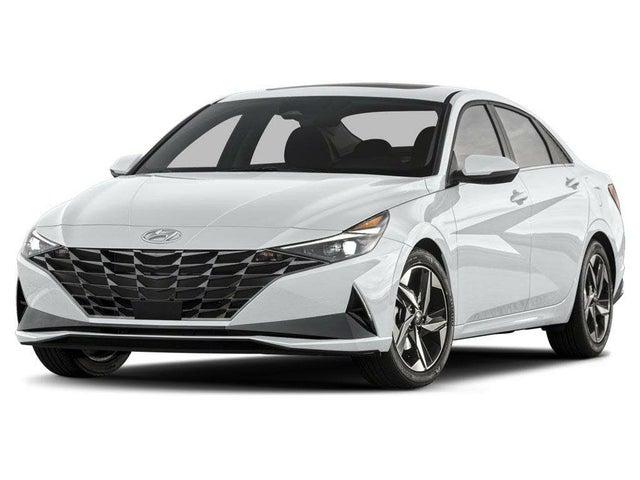 2021 Hyundai Elantra Essential FWD