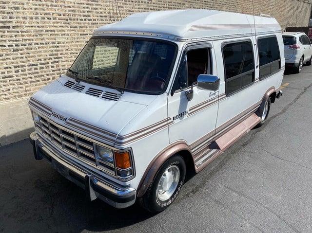 1991 Dodge RAM Van B250 Cargo RWD