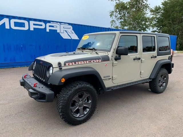 2018 Jeep Wrangler Unlimited JK Rubicon Recon 4WD