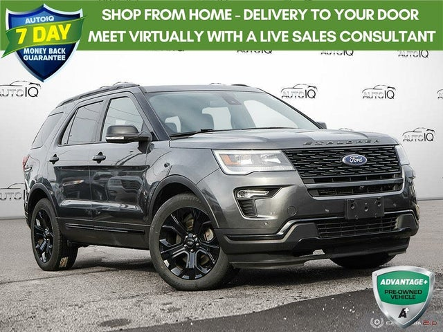 2019 Ford Explorer Sport AWD