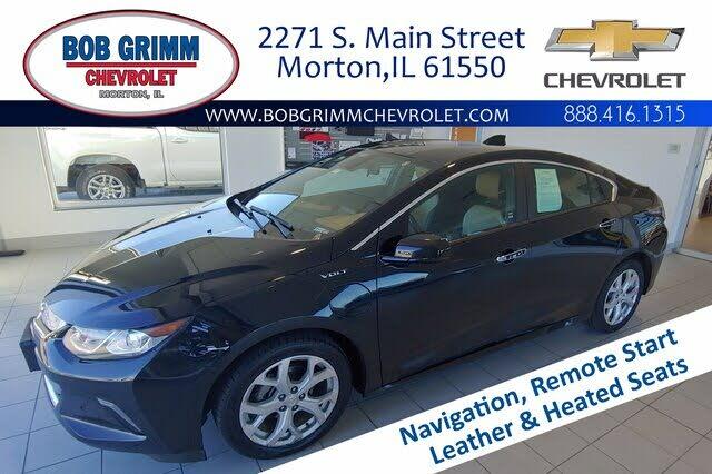 2018 Chevrolet Volt Premier FWD