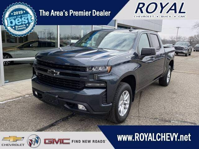 2019 Chevrolet Silverado 1500 RST Crew Cab 4WD