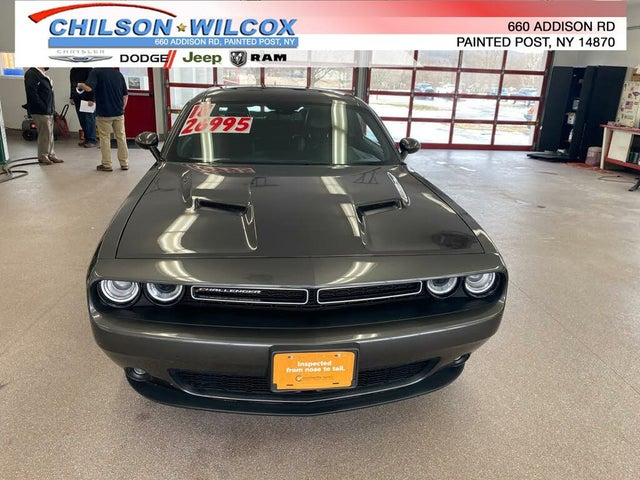 2018 Dodge Challenger SXT Plus RWD