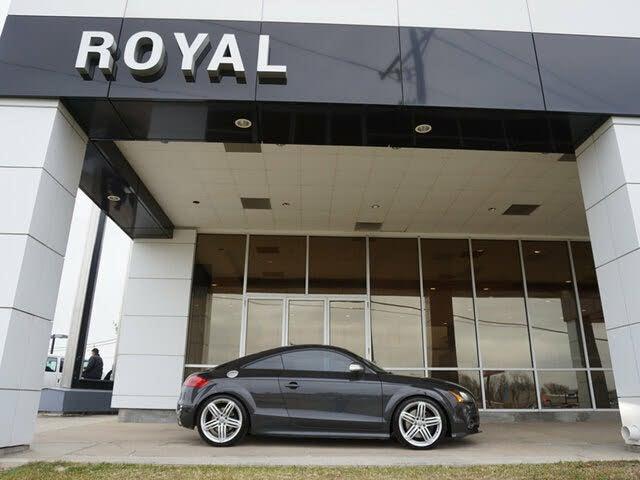 2012 Audi TTS 2.0T quattro Prestige Coupe AWD