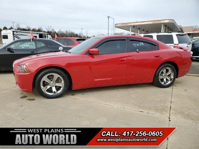 2013 Dodge Charger R/T Plus RWD