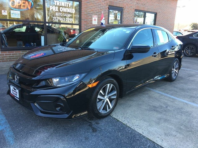 2020 Honda Civic Hatchback LX FWD