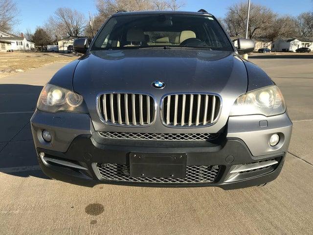 2007 BMW X5 4.8i AWD