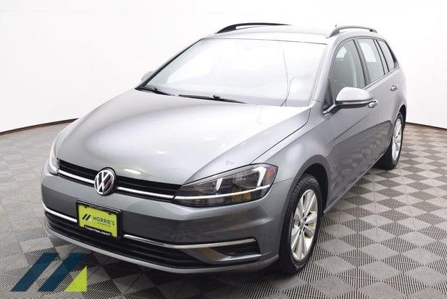2018 Volkswagen Golf SportWagen S 4Motion AWD