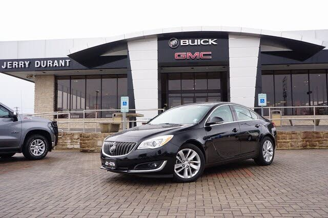 2017 Buick Regal Premium II Sedan FWD