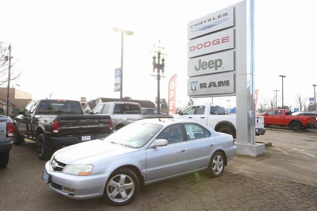 2003 Acura TL 3.2 Type-S FWD