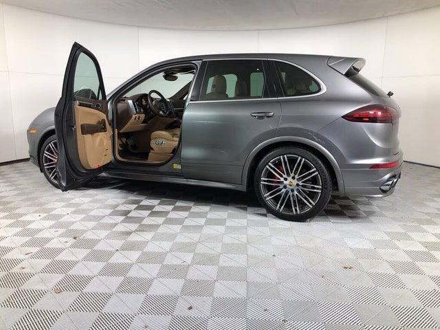 2018 Porsche Cayenne GTS AWD