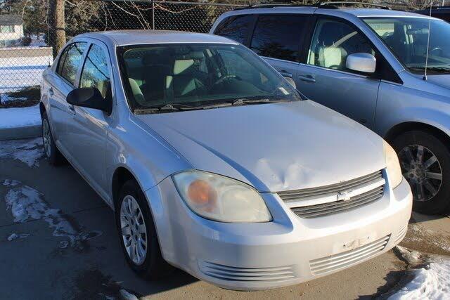 2007 Chevrolet Cobalt LS Sedan FWD