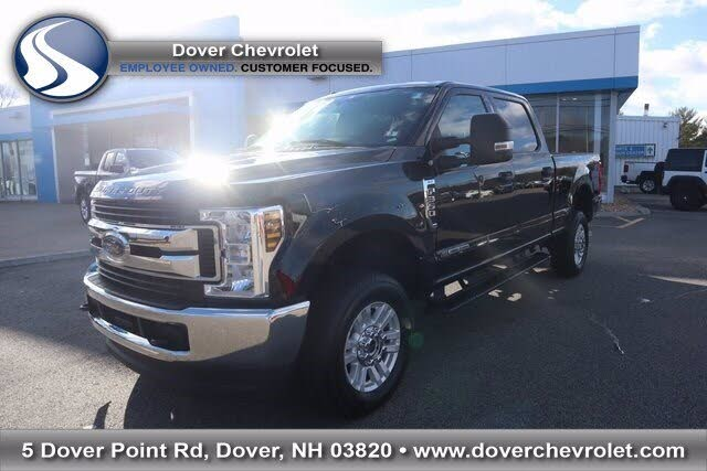 2019 Ford F-350 Super Duty XLT Crew Cab 4WD