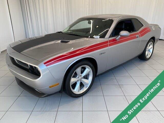 2013 Dodge Challenger R/T RWD