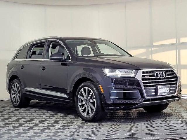 2018 Audi Q7 3.0T quattro Premium Plus AWD